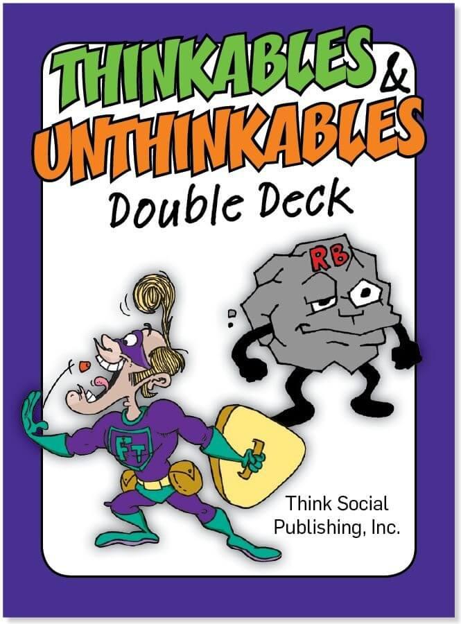 Thinkables & Unthinkables Double Deck